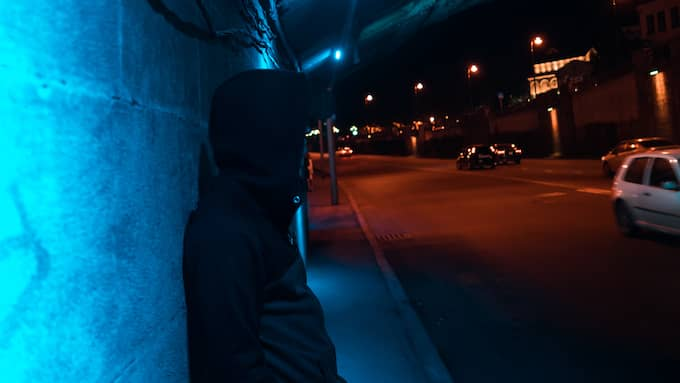 Flera unga män har knivskurits och misshandlats i samband med rån den senaste tiden. Foto: Colourbox