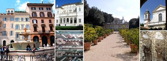 Rom har mer att bjuda på än någon hinner med - Allt om Resor tipsar om 7 måsten på resan.