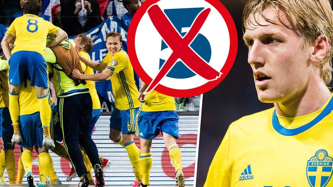 Vitrysslands stjarna missar matchen