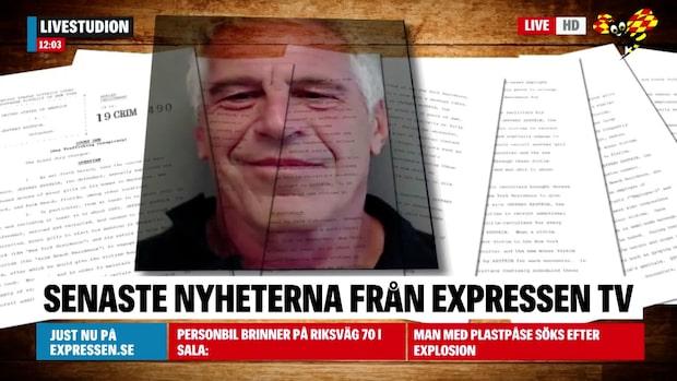Kända svenska läkaren kopplad till Jeffrey Epstein