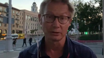 "Expressens Magnus Falkehed om protesterna: ""Skräckblandad glädje"""