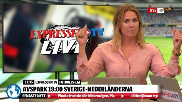 Ny guldsuccé för Sarah Sjöström
