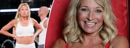 """Martina Haag, 54: """"Ibland känns det bara som att jag leker vuxen"""""""