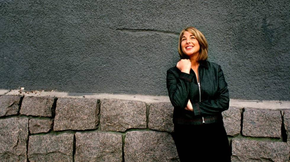 Naomi Klein. Foto: Linda Axelsson
