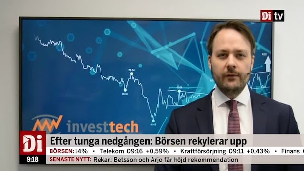 Teknisk analys från Östblad: Veckans case - Eolus Vind