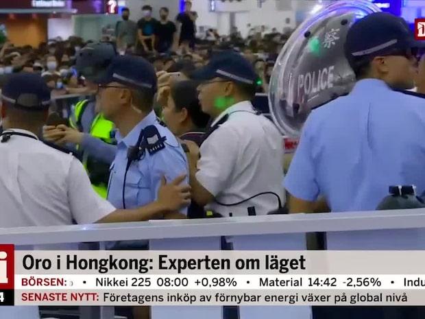 Oro i Hongkong: Experten om läget