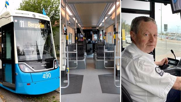 Här är Göteborgs nya spårvagn