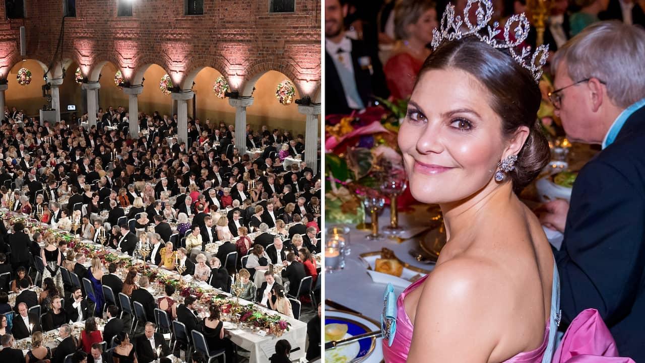Nobel 2019: Peter Handke får inte prinsessan till