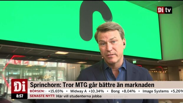 """""""Nordic Entertainment group är nog det bästa exemplet på transformering"""""""