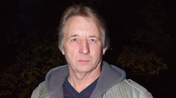 """Träder fram. Tidigare under- rättelseagenten Donald Forsberg tog kontakt med Mårten Palme. """"Han var intresserad av att träffa Pettersson"""", säger han. Foto: Wenche Solberg"""