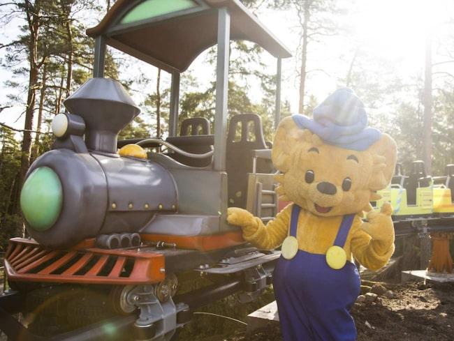 50 års resa Kolmården 50 år firas med nya Bamses värld | Resa med barn  50 års resa