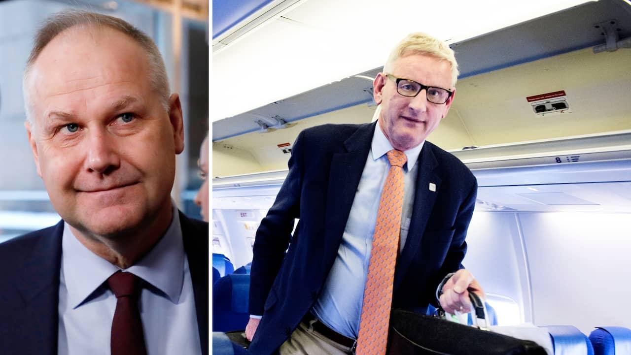 """Sjöstedt vill ge """"Carl Bildtare"""" högre flygskatt"""