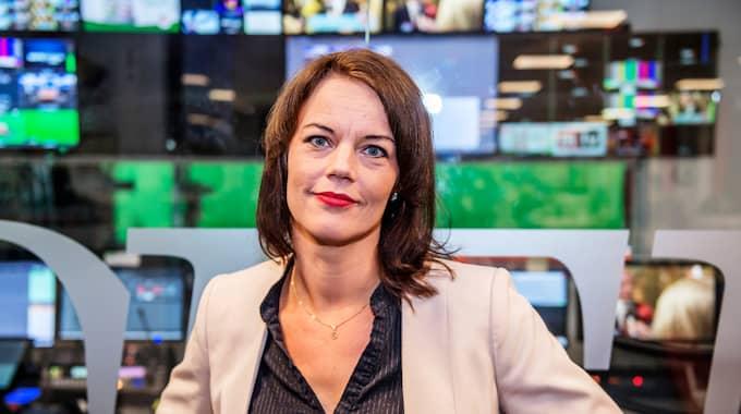 Veronica Palm kritiserar nu statsministern öppet. Foto: ANNA-KARIN NILSSON