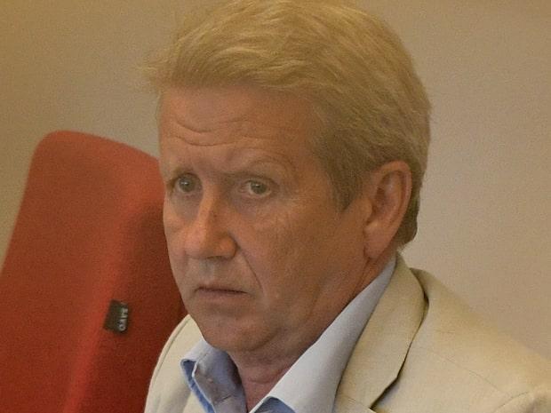 """Rättegången mot Martin Timell inledd: """"Han såg sammanbiten ut"""""""