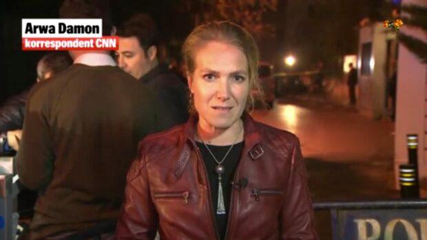 """CNN:s korrespondent: """"Khashoggis kropp har styckats"""""""