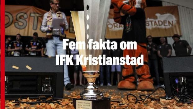 Fem fakta om IFK Kristianstad