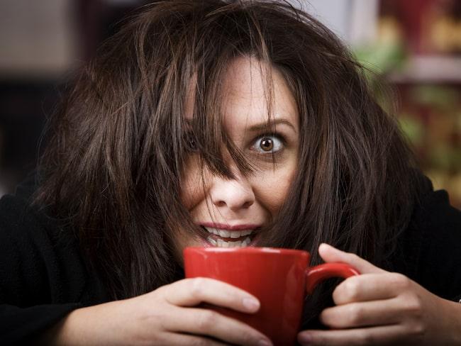 hur många koppar kaffe per dag