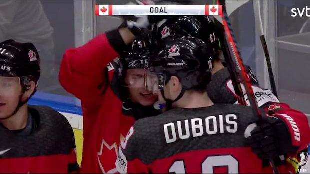 Höjdpunkter: Kanada-Tjeckien