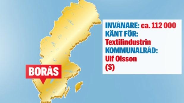 Kommunkollen: Polisen Nadim Gazele om situationen i Borås