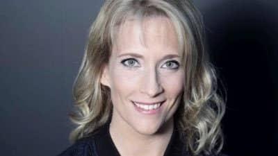 Maria Wallberg. Foto: Twitter.