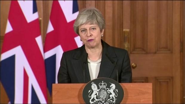 May ber om mer tid – flyttar brexit till 30 juni