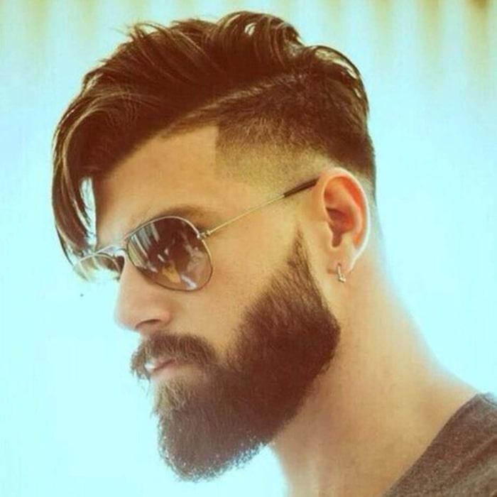 klippa håret själv tips kille