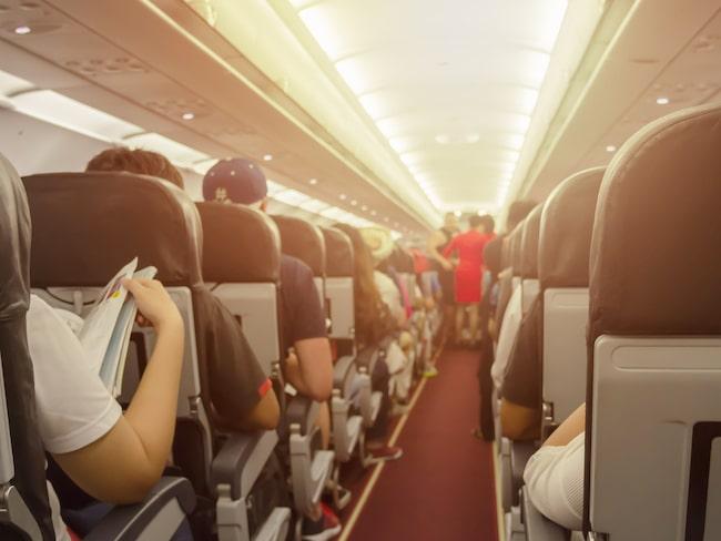 Allt fler stökiga passagerare under flygresan uppmärksammas i sociala medier.