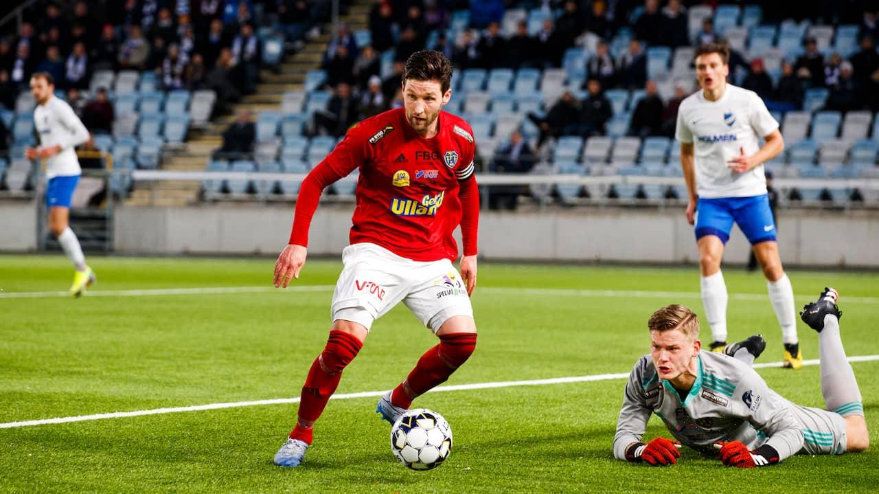 Falkenbergs FF klart för kvartsfinal i cupen