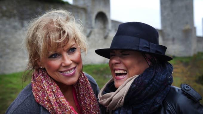 Marie Nilsson Lind och Josefin Nilsson Foto: Stig Hammarstedt