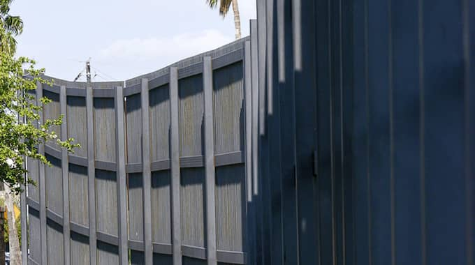 Muren har beräknats kosta 190 miljarder kronor. Foto: Jason Hoekema / AP TT NYHETSBYRÅN
