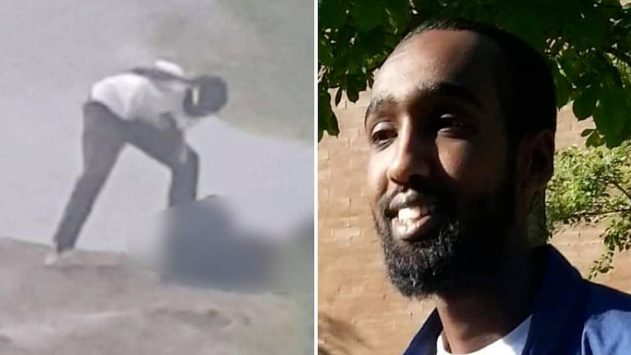 """IS-terroristen vill ha """"medalj"""" för att ha dödat man i Örebro"""
