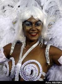 Just nu pågår den årliga karnevalen i Montevideo, Uruguay.