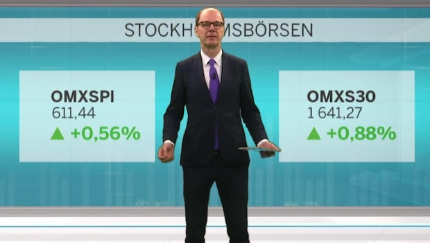 Closing Bell 12 april 2019 - se hela programmet