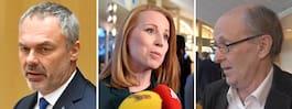 """""""Uppenbart varför Björklund röstade nej"""""""