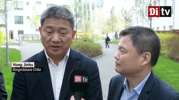 Kina bygger kopia på Hammarby Sjöstad