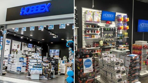 Veckans Affärer skriver att prylkedjan Hobbex stänger alla sina butiker,