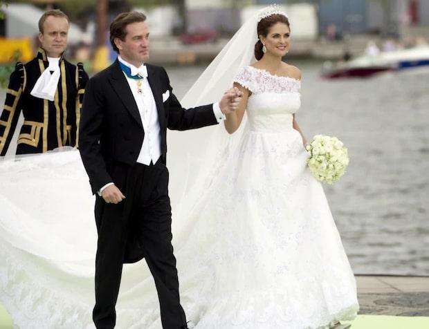 Madeleine om bröllopsdramat – klänningen passade inte
