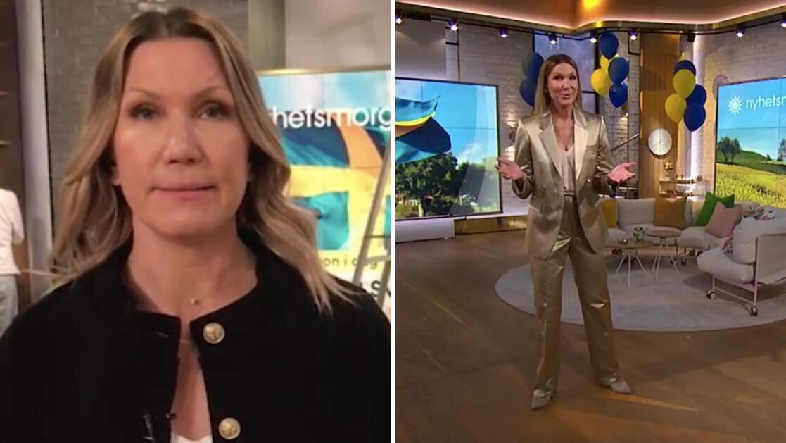"""TV4:s ändringar i """"Nyhetsmorgon"""" – visar nu upp nyheten för tittarna"""