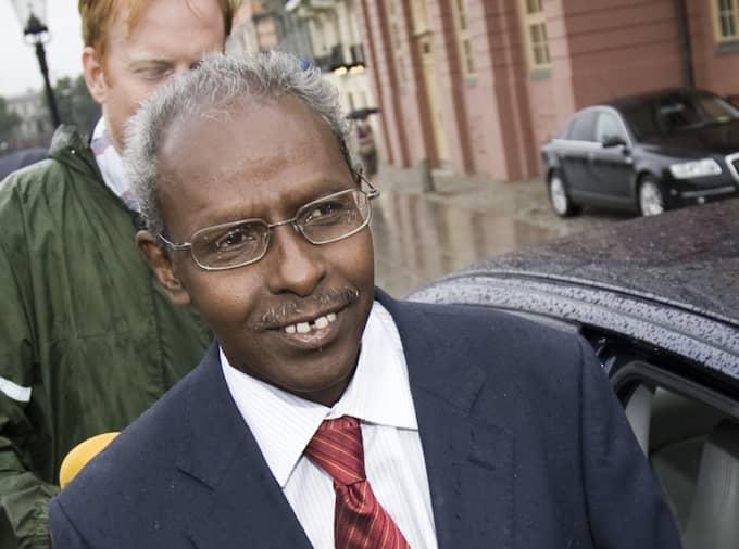 Eritreas inflytelserika presidentrådgivare Yemane Gebreab. Foto: Jonathan Näckstrand