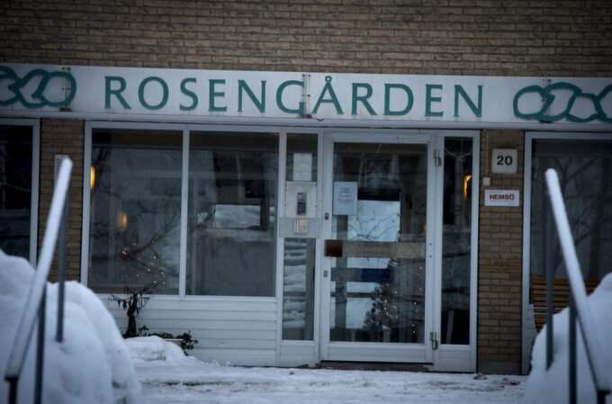 Vårdhemmet Rosengården i Stockholm. Foto: Roger Vikström