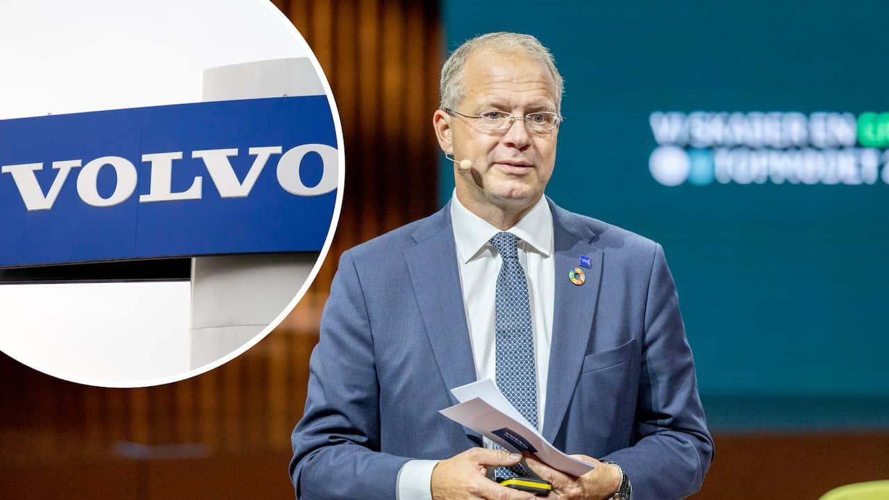 Volvo-bossens bonus: 27 miljoner kronor