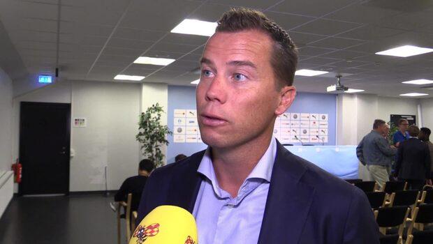 Daniel Andersson hyllar nyförvärvet Sarfo