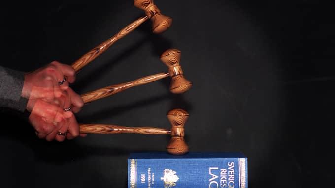 Nya lagarna träder i kraft 1 januari. Foto: JONTE WENTZEL