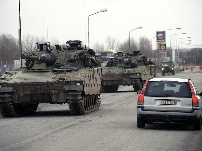 Om Försvarsmakten beslagtar din bil får du inte den tillbaka – men du kompenseras ekonomiskt.