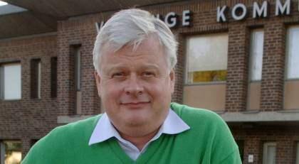 Lars-Ingvar Ljungman. Foto: Lasse Svensson