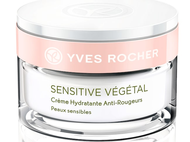 "<span>Sensitive végétal anti-redness moisturizing cream, 129 kronor/50 ml, Yves Rocher</span><span><span class=""wasp-icon""></span><span class=""wasp-icon""></span><span class=""wasp-icon""></span><span class=""wasp-icon""></span><br></span>"