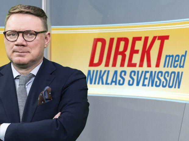 Direkt med Niklas Svensson – hela programmet 10/10 2019