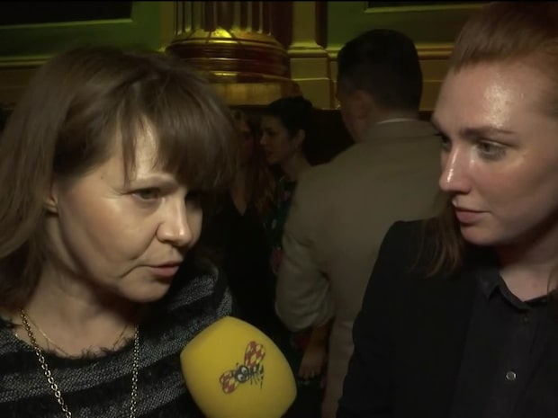 Victoria Borisova-Ollas vann årets musikpris