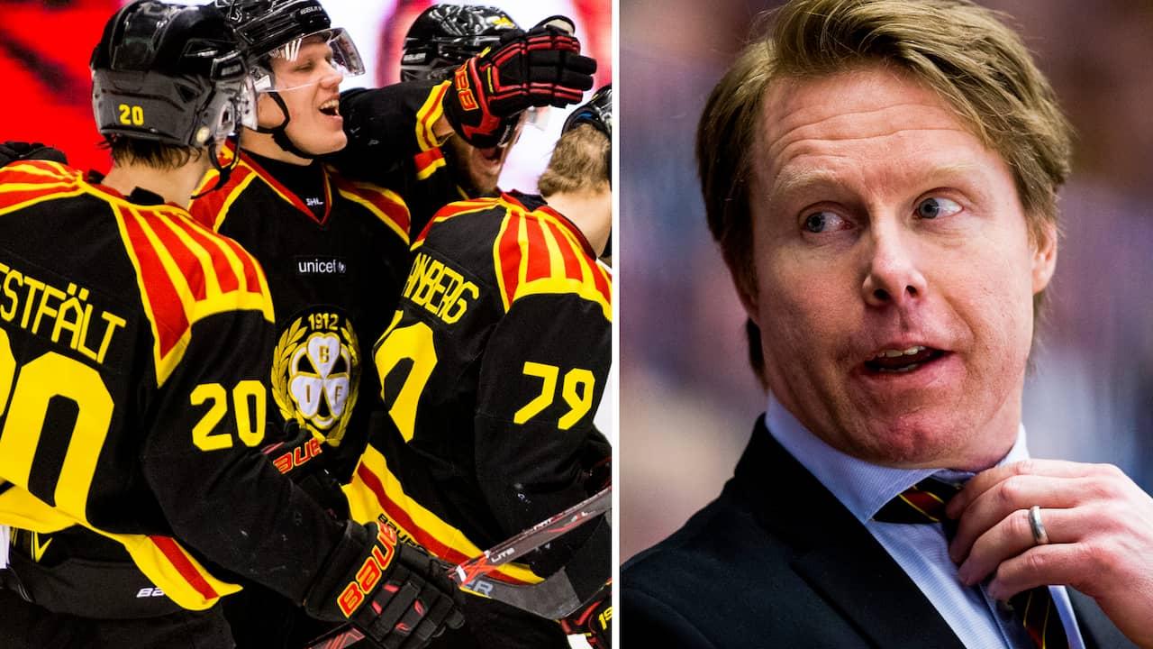 SHL: Andreas Dackell ny sportdirektör i Brynäs