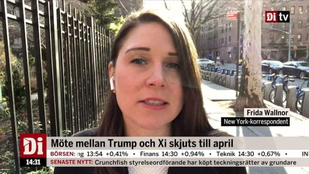 """Frida Wallnor om det uppskjuta toppmötet: """"Snarare ett positivt besked"""""""